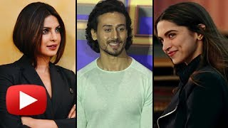 Tiger Shroff REACTS To Deepika Padukone and Priyanka Chopra's Hollywood Career