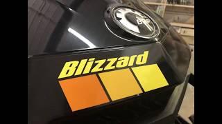 3. 2019 Ski-Doo Blizzard 600 E-T.E.C.