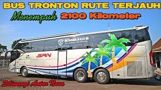 Video 2 Hari 2 Malam Perjalanan Bus Premium Siliwangi Antar Nusa Scania K410IB MP3, 3GP, MP4, WEBM, AVI, FLV Juni 2018