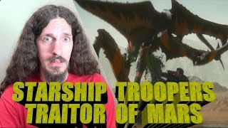 Video Starship Troopers Traitor of Mars Review MP3, 3GP, MP4, WEBM, AVI, FLV September 2018