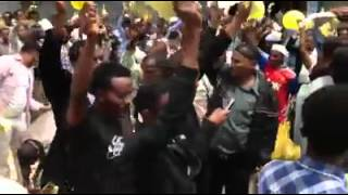 Oct 5 2012  Ethiopian Muslims Continue Protesting against Gov't Interference,