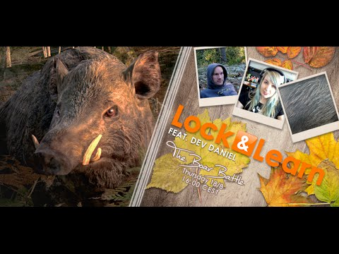 Lock&Learn — Episode 12 — The Boar Battle