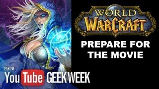 World Of Warcraft 2015 Movie Intro Beyond The Trailer