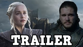 """Trailer - https://www.youtube.com/watch?v=daIBhj9CgD0HBO has given us a new trailer for the next two episodes for season 7 """"Stormborn"""" and The Queen's Justice"""". This trailer is full of spoilers and includes a lot of major characters meeting for the first time! Let's break it down.Thanks for watching!Subscribe to for more Game of Thrones! - https://www.youtube.com/user/Fentony118?sub_confirmation=1Twitter - https://twitter.com/Fentony118Intro & Outro Music: www.bensound.com"""