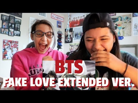 Video BTS 'FAKE LOVE' MV (Extended ver.) REACTION!!! download in MP3, 3GP, MP4, WEBM, AVI, FLV January 2017