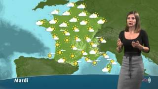Weather for France and World YouTube video