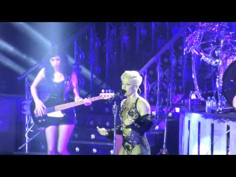 Pink The Truth About Love Tour Frankfurt How Come You're Not Here