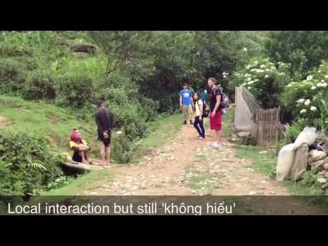 Off the beaten track to Black Hmong village - Vietnam travel