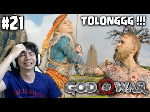Akibat Atreus Terlalu Sombong | God Of War | Indonesia | Part 21