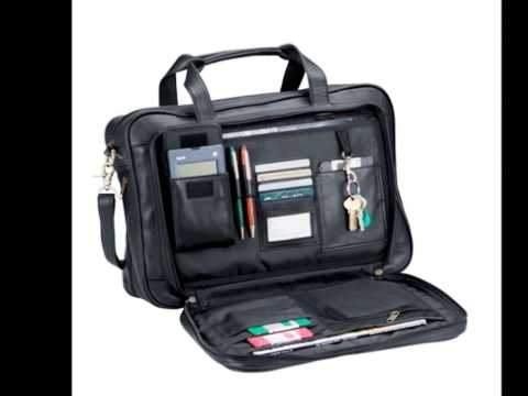 Promotional Leather Briefcases