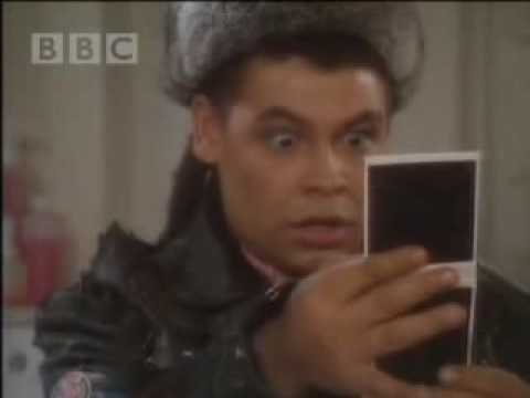 Kryten's Double Polaroid - Red Dwarf - BBC