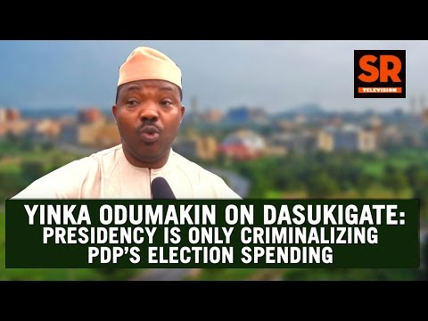 Yinka Odumakin On DasukiGate: Presidency Is Only Criminalizing PDP's Election Spending