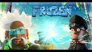 Dr. Kavan Freezes Hammerman with the Ice Shield! 5k Subscriber Q&A Thanks everyone for all the great questions :DIf you enjoy and want your name in the banner please check out my Patreon here: www.patreon.com/thechickenLike the Music? Check out these Links for more!A Himitsu - https://www.youtube.com/watch?v=8BXNwnxaVQETobu - Colors [NCS Release] https://youtu.be/MEJCwccKWG0http://www.7obu.comhttp://www.soundcloud.com/7obuhttp://www.facebook.com/tobuofficialhttp://www.twitter.com/tobuofficialhttp://www.youtube.com/tobuofficialJPB - High [NCS Release] https://youtu.be/Tv6WImqSuxASoundCloud https://soundcloud.com/anis-jayFacebook https://www.facebook.com/jayprodbeatzTwitter https://twitter.com/gtaanisInstagram http://instagram.com/gtaanisBay Breeze by FortyThr33 https://soundcloud.com/fortythr33-43Creative Commons — Attribution 3.0 Unported— CC BY 3.0 http://creativecommons.org/licenses/b...Music provided by Audio Library https://youtu.be/XER8Zg0ExKUMusic Provided by NoCopyrightSoundshttps://www.youtube.com/watch?v=bM7SZ...Song: Alan Walker – FadeSong: Elektronomia - Sky High [NCS Release]Music provided by NoCopyrightSounds.Video Link: https://youtu.be/TW9d8vYrVFQDownload Link: https://NCS.lnk.to/SkyHighSong: Malik Bash - Ghosts [NCS Release] Music provided by NoCopyrightSounds.Watch: https://youtu.be/-9Z5Nhsm7GADownload/Stream: http://ncs.io/GhostsCrSilky Thoughts and Peace of Mind (Original Mix) by FortyThr33 https://soundcloud.com/fortythr33-43Creative Commons — Attribution 3.0 Unported— CC BY 3.0 http://creativecommons.org/licenses/b...Music provided by Audio Library https://youtu.be/hsd-C5KivsgTrack: NIVIRO - You [NCS Release]Music provided by NoCopyrightSounds.Watch: https://youtu.be/2Nv5juZKhKoFree Download / Stream: http://ncs.io/YouYOThis content is not affiliated with, endorsed, sponsored, or specifically approved by Supercell and Supercell is not responsible for it. For more information see Supercell's Fan Content Policy: www.supercell.com/fan-content-policyFollow me on Twitter! @thechicken24Check out Dan's Book Here: amzn.to/17gv7ex Thanks for watching :)