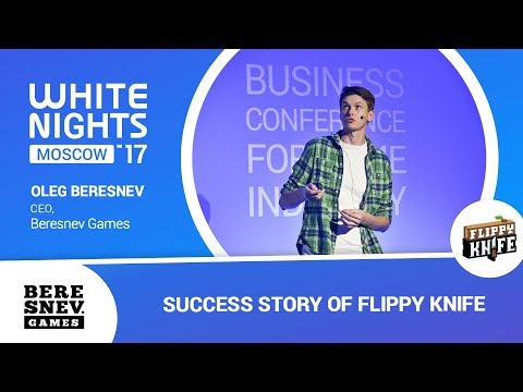 Oleg Beresnev (Beresnev Games) - Success Story of Flippy Knife