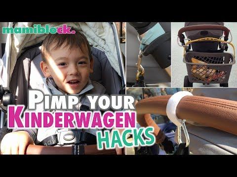 Die besten Kinderwagen Tricks | MOM HACKS | mamiblock