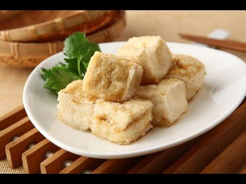 如何炸出酥脆豆腐