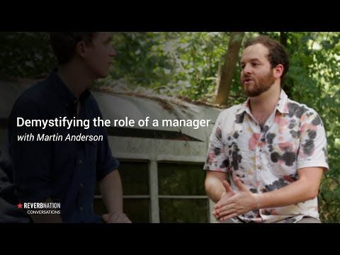 What Does a Manager Do?   Band Management