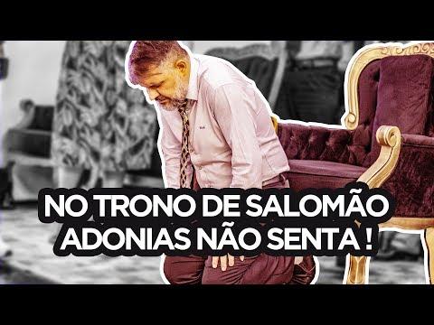 Ap Rodrigo Salgado I O Trono é seu !