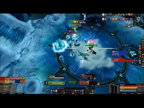 Old Barbarians vs Lich King 10 Hero