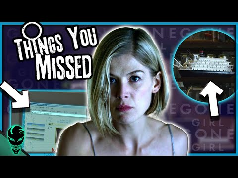 50 Things You Missed™ In Gone Girl (2014)