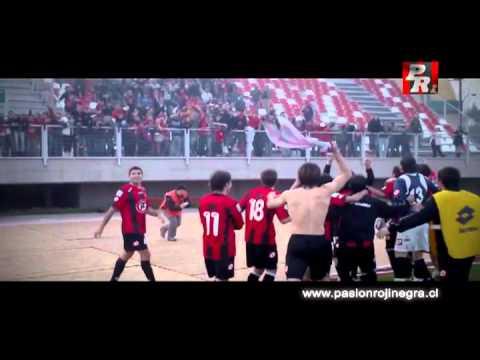 CELEBRACIÓN TRIUNFO ROJINEGRO / Estadio La Granja - Curicó / www.pasionrojinegra.cl - Los Rojinegros - Rangers de Talca