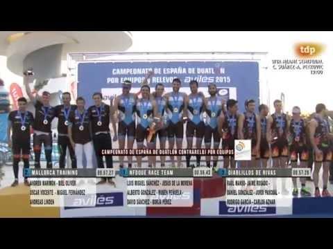 Test-1: Cto. España de Duatlón Avilés y stage en LLanes, Asturias. Team Clavería files 03/15