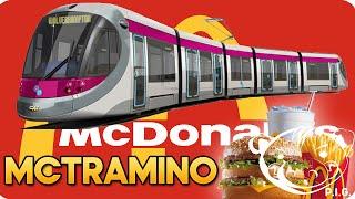 Tak się robi z ludzi idiotów! Zamawianie i odbiór McDonalda w tramwaju
