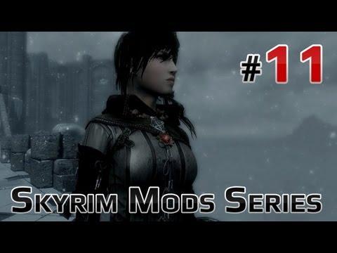 ★ Skyrim Mods Series - #11 - Triss Armor, NPC Editor