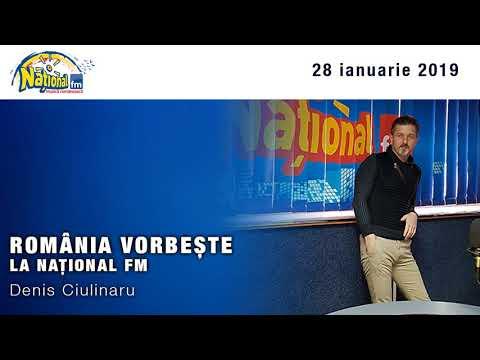 Romania vorbeste la National FM - 28 ianuarie 2019