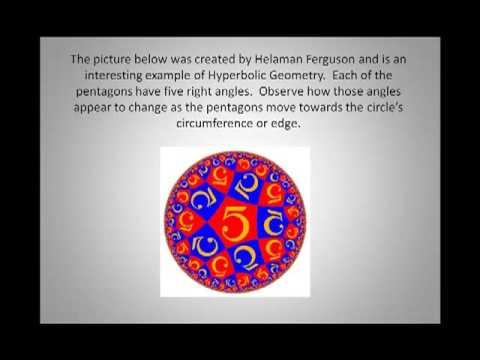Hyperbolic Geometry in Art
