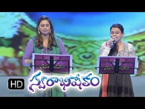 Vinudu-Vinudu-Ramayana-Gaatha-Song-Kausalya-Pranavi-Performance-in-ETV-Swarabhishekam-27th-Sep-2-24-02-2016