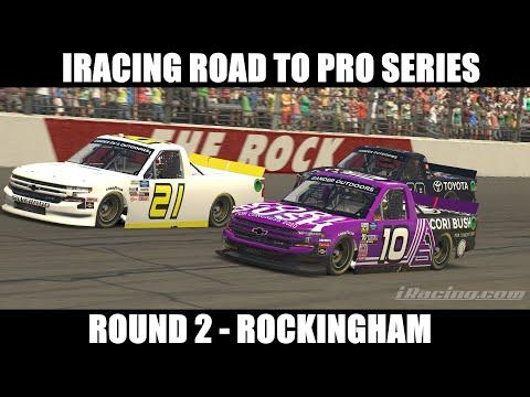 iRacing Road to Pro Series 2020 Week 2 - Rockingham