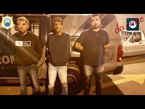 Guarda Municipal de São José dos Pinhais prende