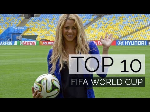 Top 10 Songs - FIFA World Cup - Soundtrack