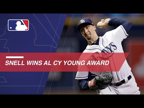 Video: Rays ace Blake Snell wins the 2018 AL Cy Young Award