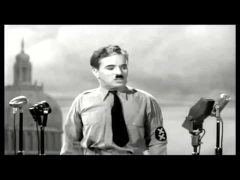 Motivational Speech (Charlie Chaplin)