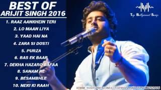 Video Best of Arijit Singh   New Hindi Songs 2016   Arijit Singh Songs   Best jukebox 2016 Hit Songs MP3, 3GP, MP4, WEBM, AVI, FLV Juli 2018