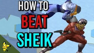 How to Beat Sheik – SSBM Tutorials