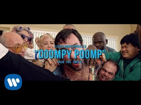 Tekst piosenki Skrillex - Doompy Poomp (feat. Mishka) po polsku