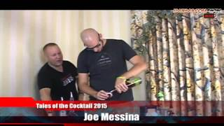 Flairbar.com Show with Joe Messina behind the bar @ Tales of the Cocktail 2015!