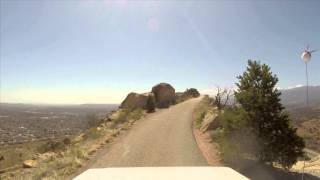 Canon City (CO) United States  City pictures : Skyline Drive, Canon City, Colorado, Razorback Ridge, Dinosaur Tracks