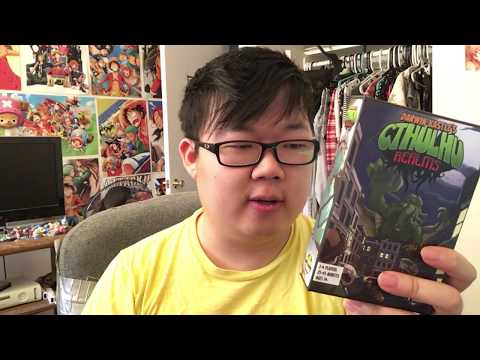 Board Game Reviews Ep #21: CTHULHU REALMS