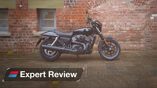 6. Harley-Davidson Street 750 bike review
