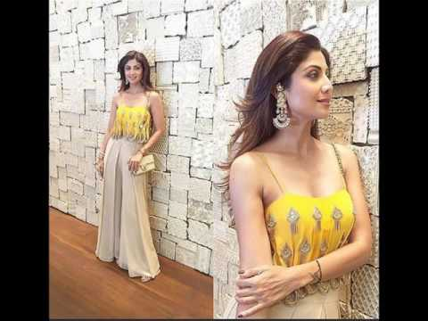 Trendy Ways To Wear Palazzo Pant in Bollywood Style