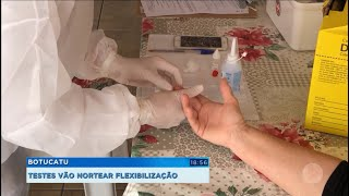 Botucatu vai aplicar testes para definir flexibilização do isolamento
