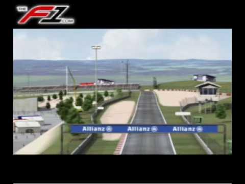 Vuelta virtual al Circuito de Catalunya