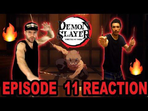 Zenitsu Is Cool But THIS GUY IS AWESOME! Demon Slayer Kimetsu No Yaiba Episode 11 Reaction Video