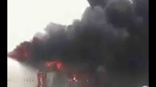 Jan Man: Emirates flight had crash landing in Dubai; 226 Indians had hairline escape
