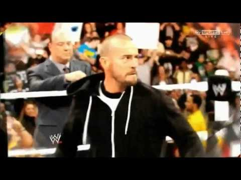 WWE Champion CM Punk - Andy Tributos - (La cura de HN) Clement Marfo - Champion Cm punk - Tribute HD.