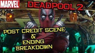Video (SPOILER!!) Penjelasan Post Credit Scene Dan Ending DEADPOOL 2   Marvel Indonesia MP3, 3GP, MP4, WEBM, AVI, FLV Juli 2018